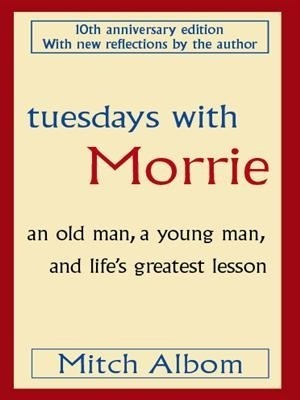 tuesday with morrie 中文 版
